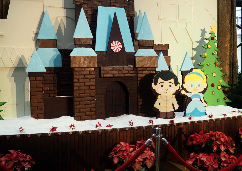 contemporary at christmas disney resorts