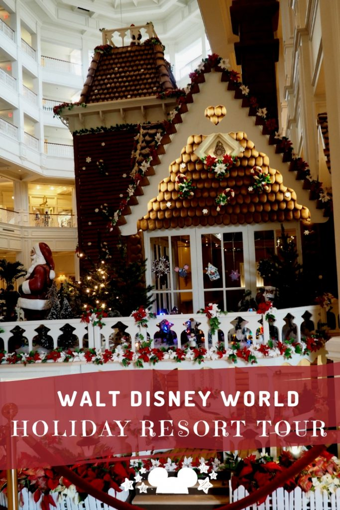walt disney world resort holiday decorations disney world resort christmas tour disneychristmas - Disney World Christmas Decorations 2017
