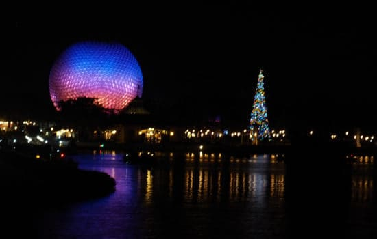 What's New for Festival of Holidays at Disney World