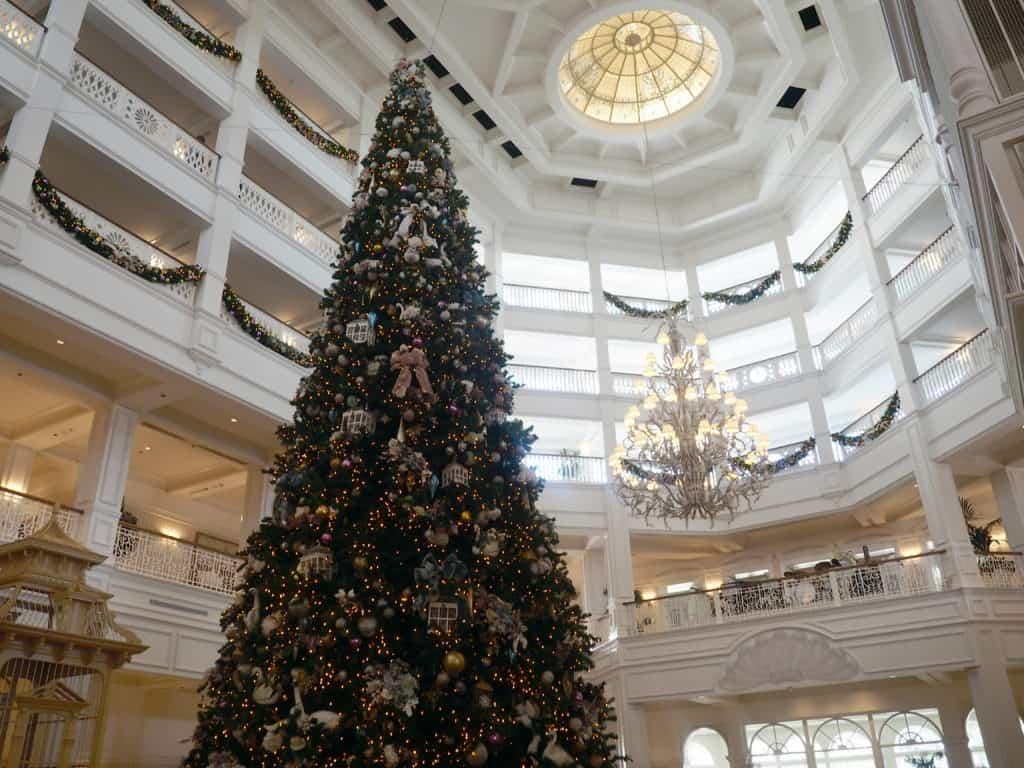 Grand Floridian Christmas
