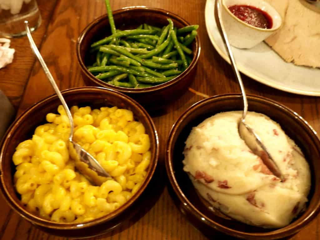 liberty tree tavern side dishes