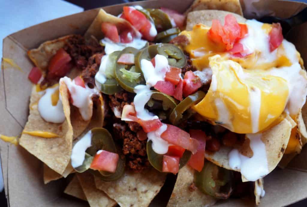 mexican food at epcot