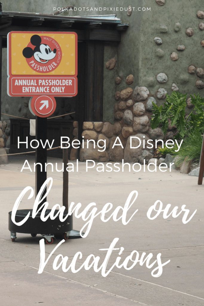 being a walt disney passholder what to know