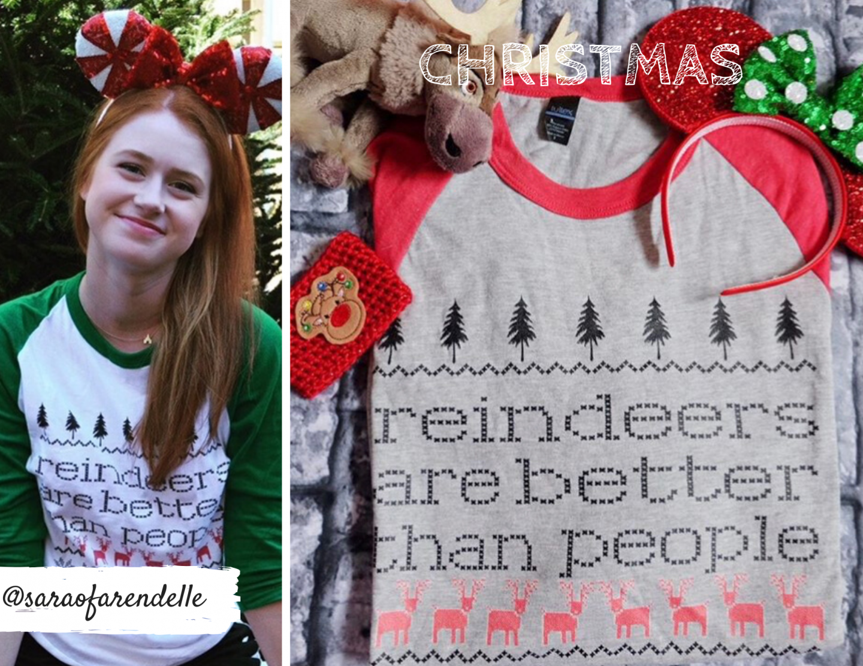 Disney Christmas Shirts for a disney christmas vacation