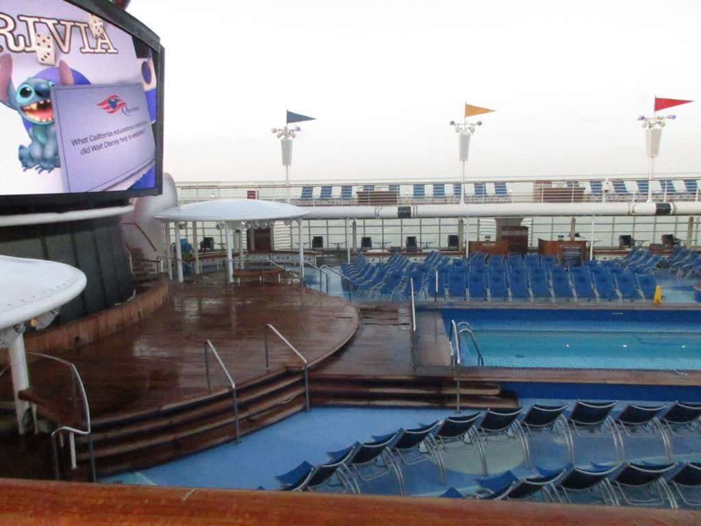 main deck disney wonder