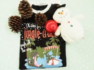 jingle cruise disney shirt