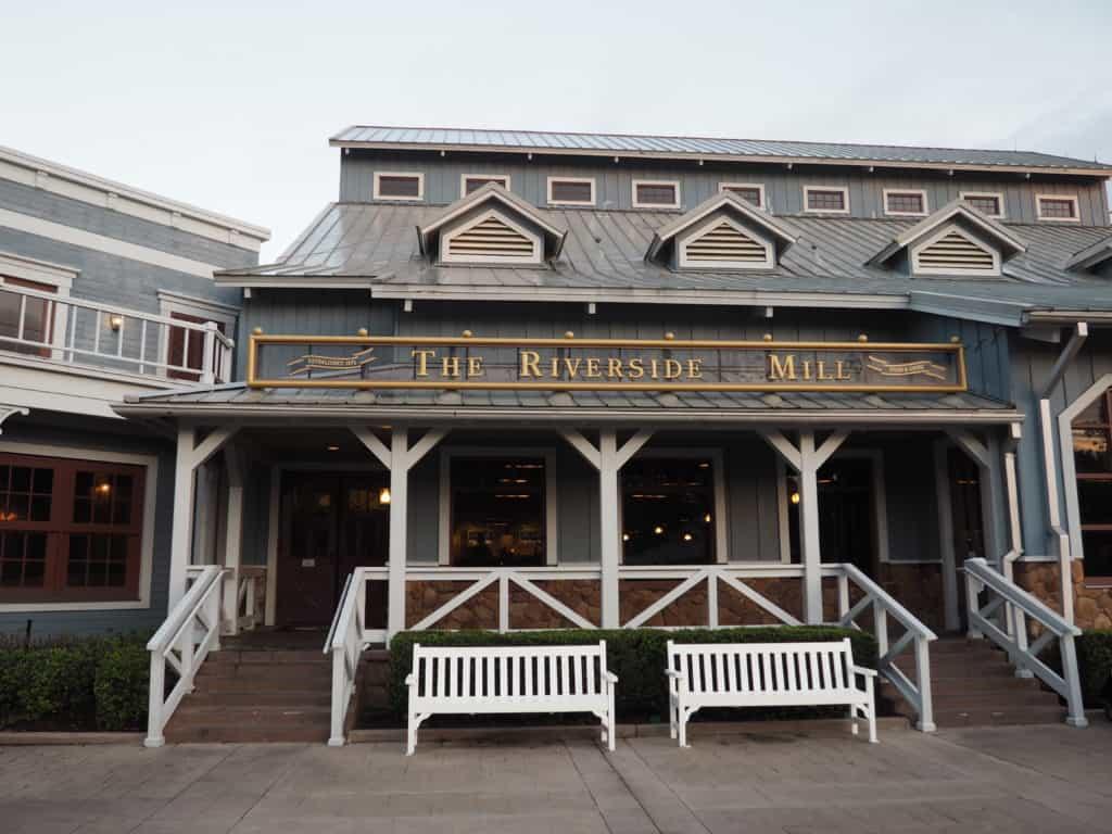 port orleans riverside restaurant