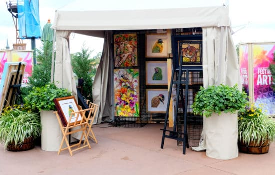 Epcot International Festival of the Arts: A Quick Guide
