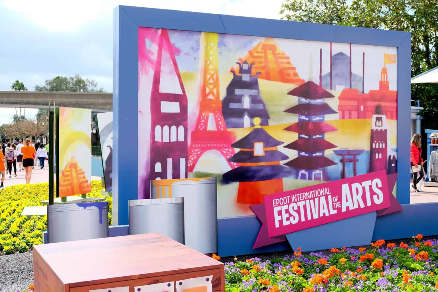 What's New at Disney Festival of the Arts?