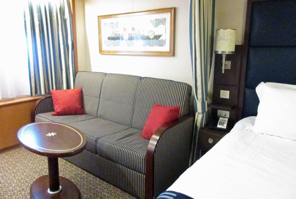 stateroom on the disney wonder