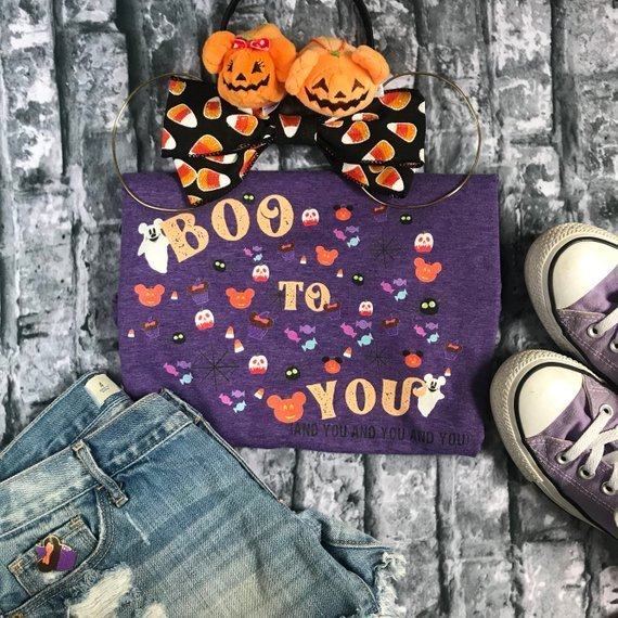 disney shirts for halloween, mickeys halloween party, #mnsshp #wdwshirts