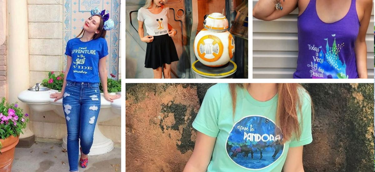 Disney Family Vacation Shirts for Your Next Disney Vacation