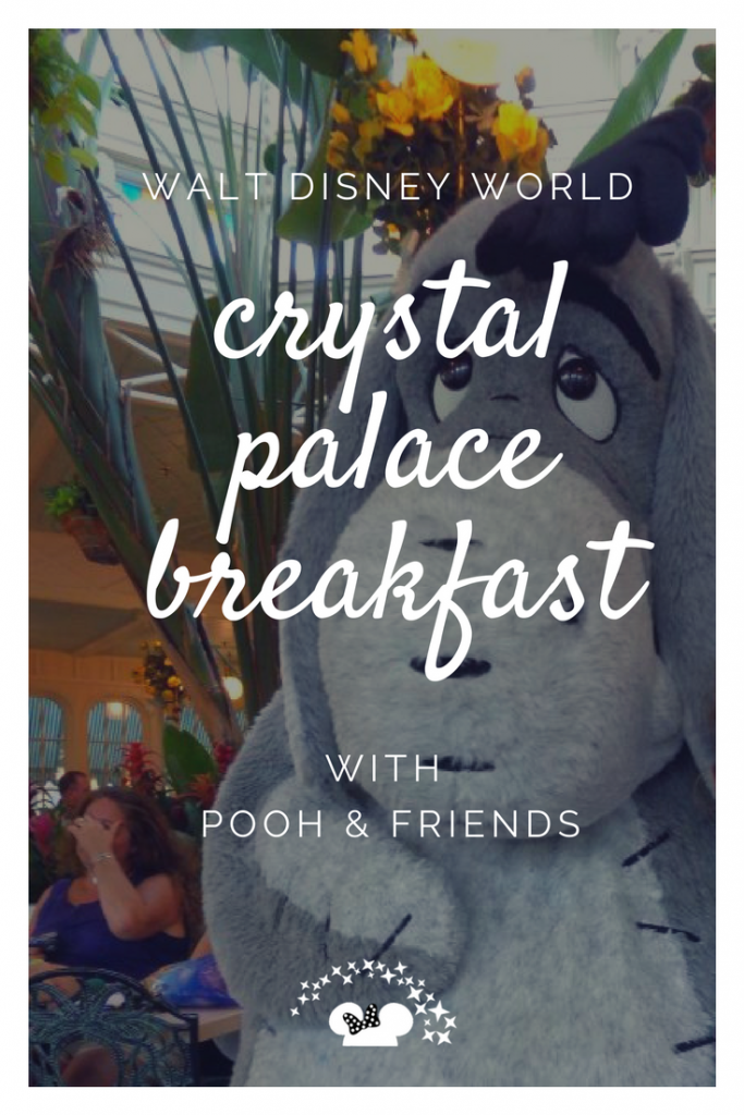 Dining at The Crystal Palace in Magic Kingdom gets you Winnie the Pooh and Friends all in one place. But does it make the Best Restaurant at Disney or the Worst Restaurant at Disney List? #waltdisneyworld #disneyrestaurants #thecrystalpalace #winniethepoohatdisney