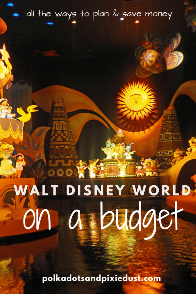 saving money at disney, disney on a budget, disney world on a budget