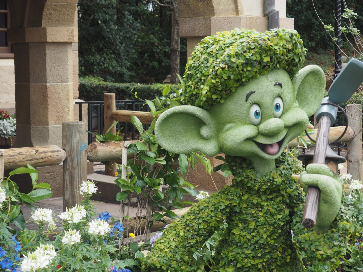 walt disney world flower and garden festival 2020