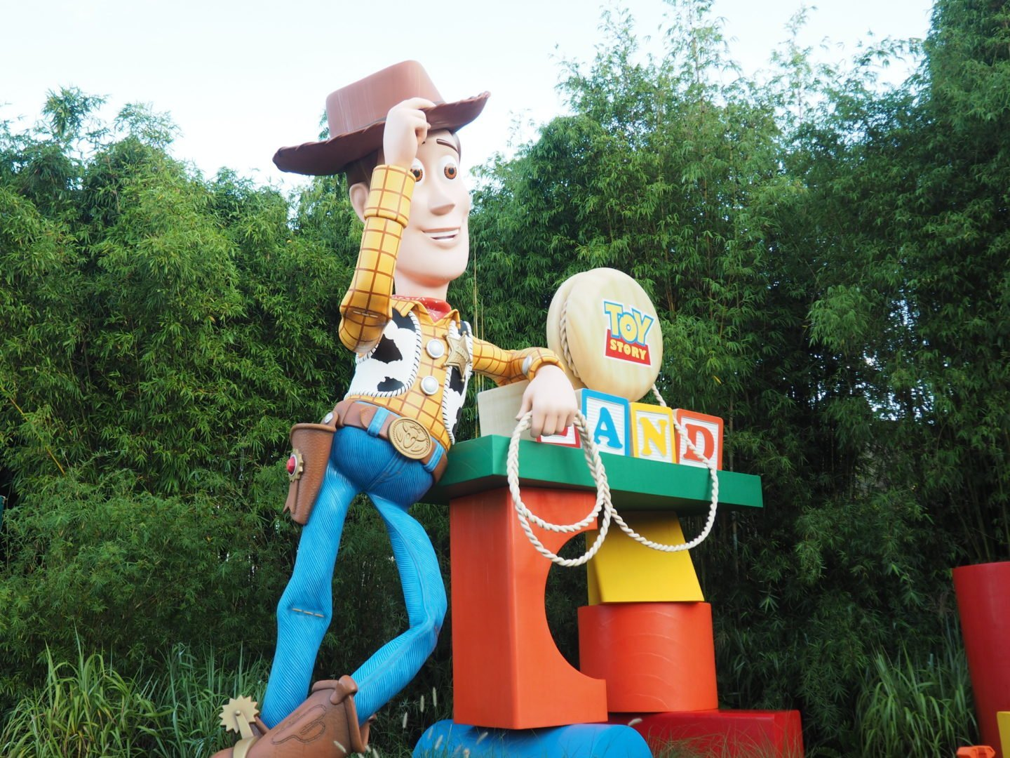 Toy Story Land At Walt Disney World A Quick Guide Polka Dots And