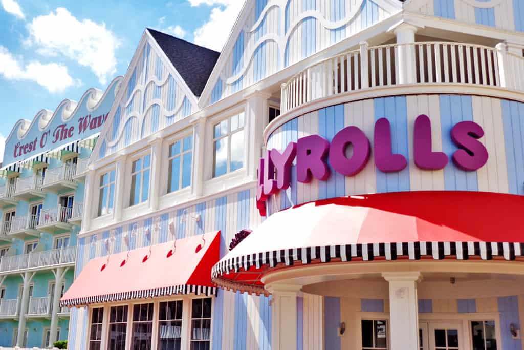 jellyrolls at disney boardwalk