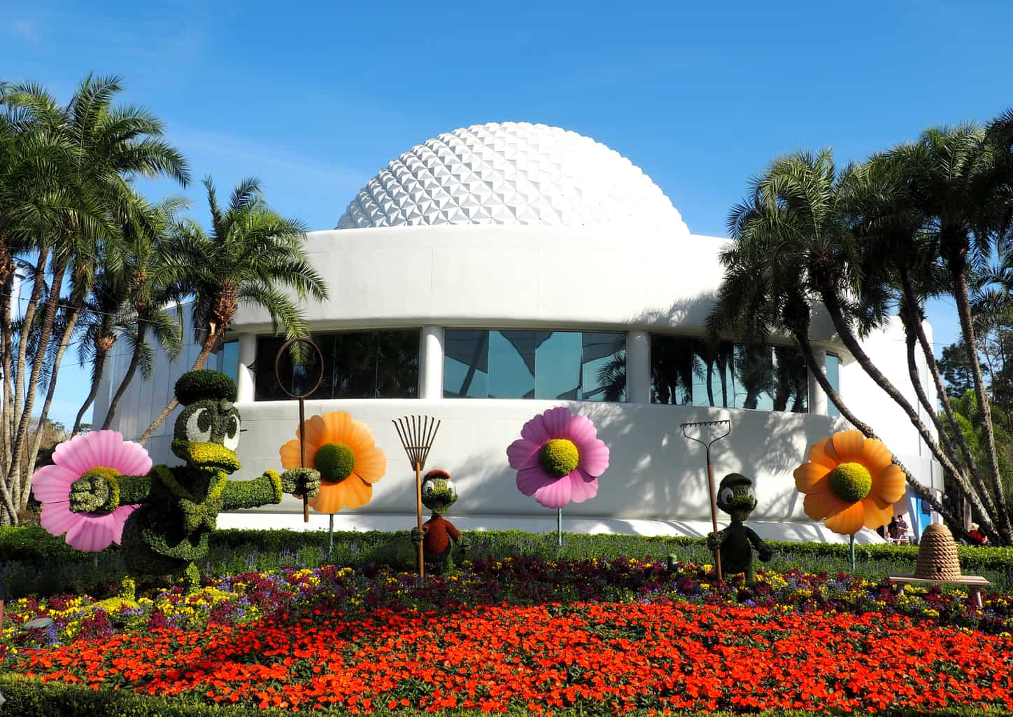 A 1-Day Flower and Garden Itinerary at Disney: Your Best Path Around the Festival