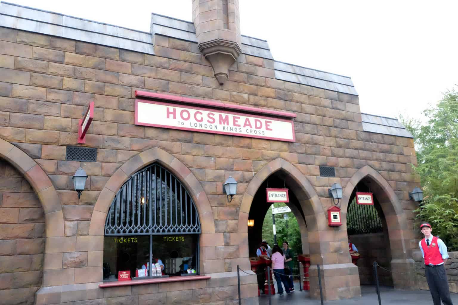 wizarding world of harry potter vacations