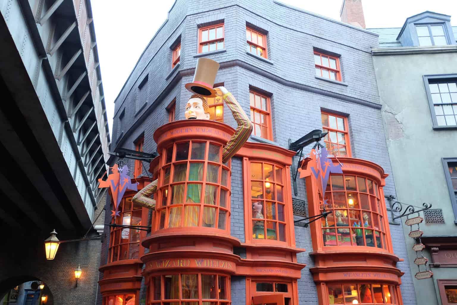 wizarding world of harry potter polkadotsandpixiedust.com