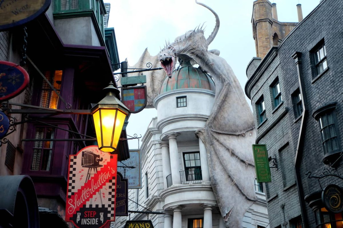 How To Do The Wizarding World of Harry Potter in One Day
