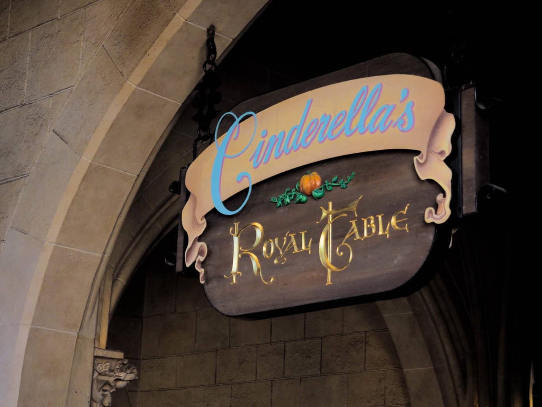 cinderellas royal table breakfast