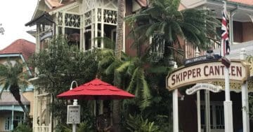 Skipper Canteen The Jungle Cruise: Restaurant Review