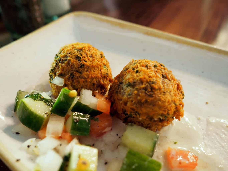 disney skipper canteen falafel appetizer