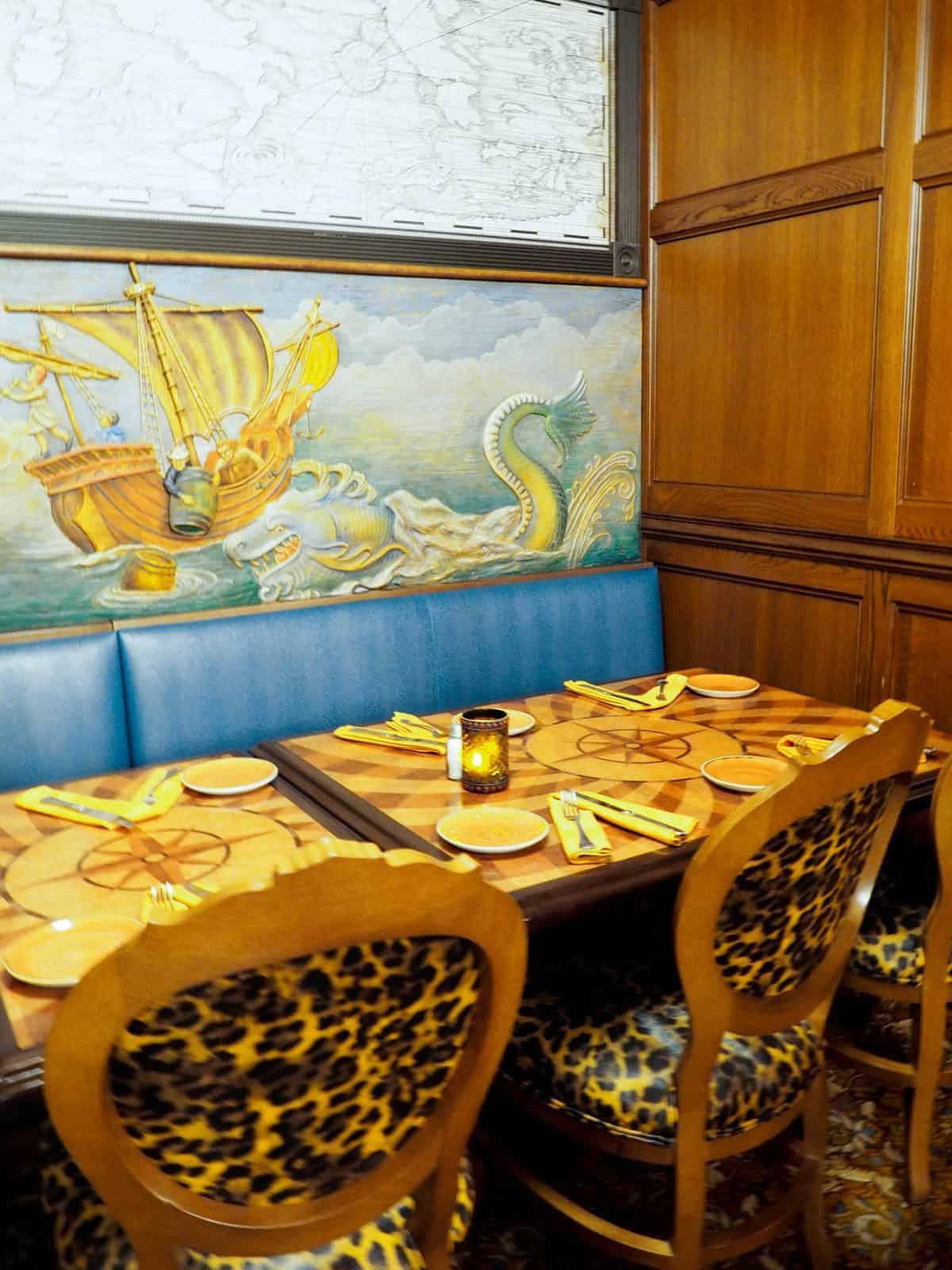 skipper canteen restaurant