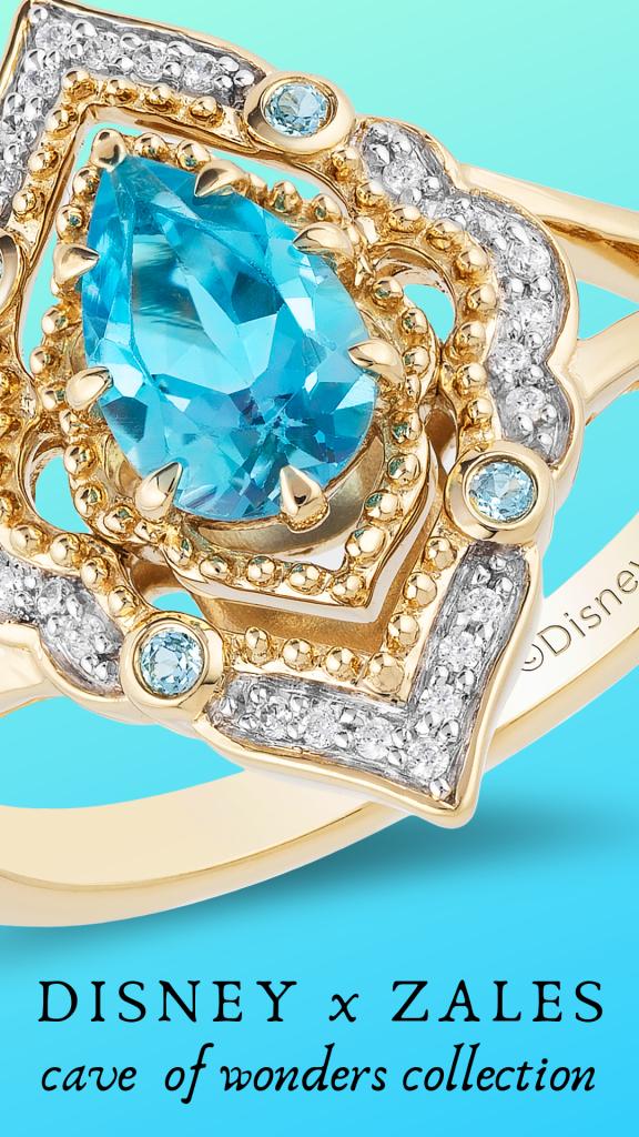 disney zales aladdin jewelry