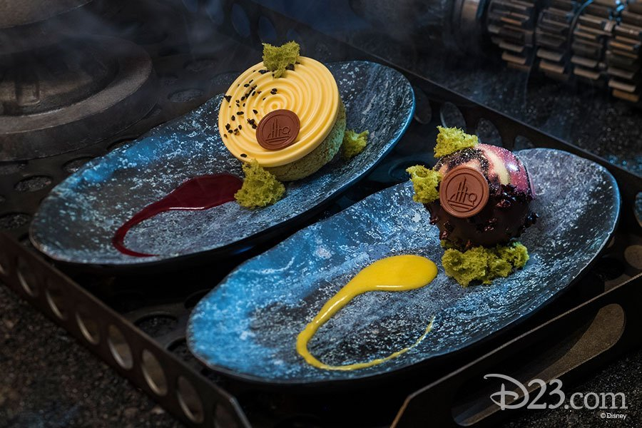 Star Wars GAlaxys Edge Food D23