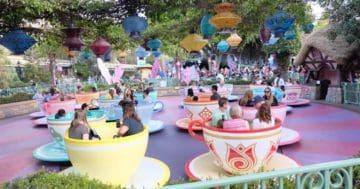 5 ways Disneyland is different from Walt Disney World