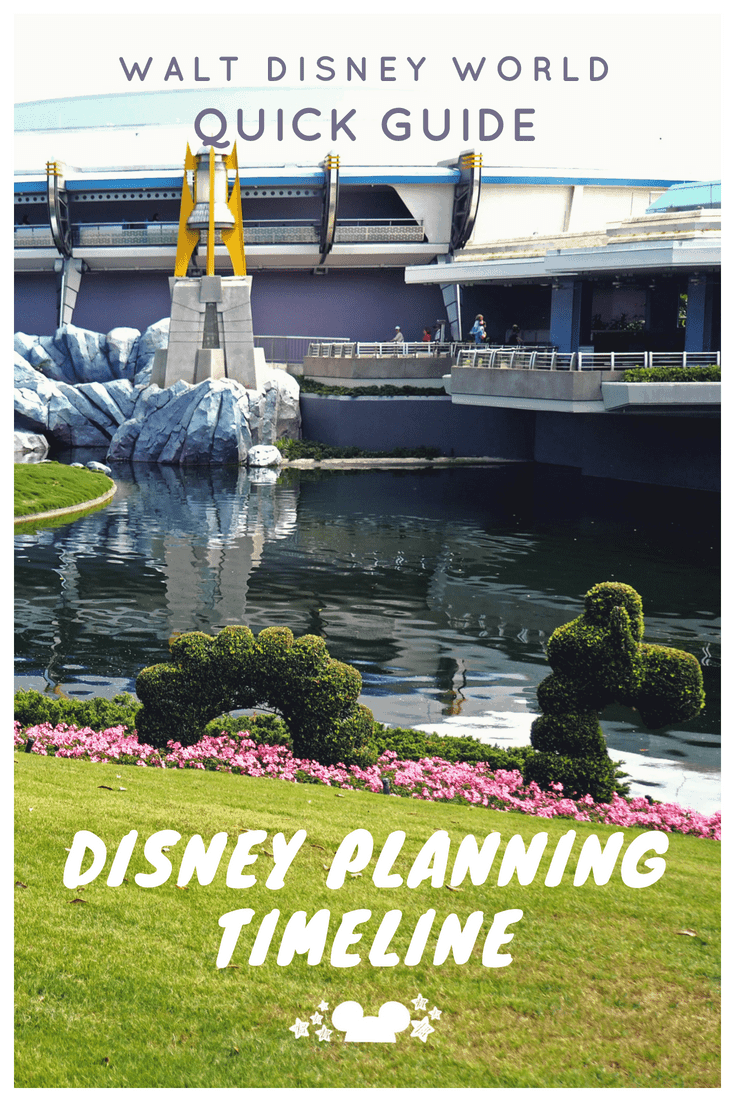 deadlines and timelines for disney vacations polkadotsandpixiedust.com