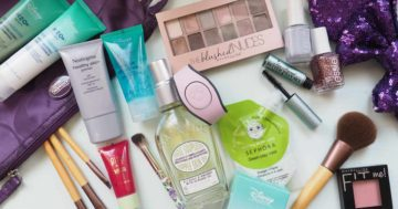 Beauty Bag Must Haves for Your Disney Vacation