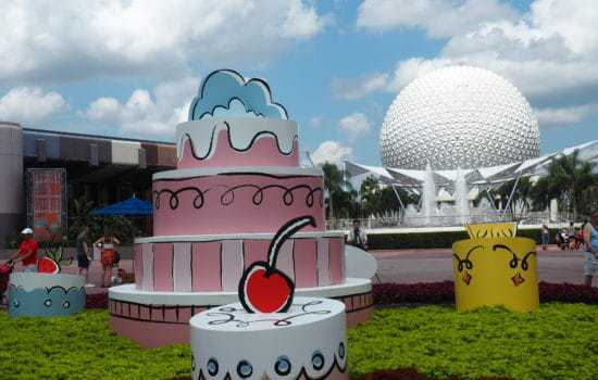 Epcot Food and Wine Festival For Beginners