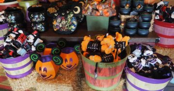 New things coming to Mickey's Not So Scary Halloween Party 2018