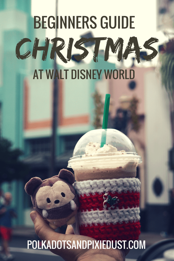 Beginners guide to Walt Disney World at Christmas #disneyatchristmas #disneyholidays #disneyfamily