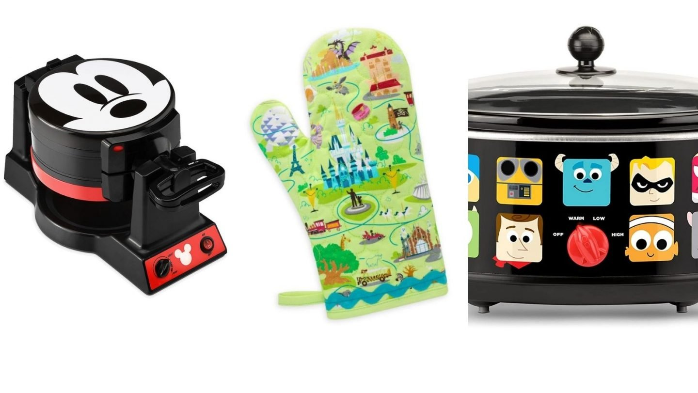 Disney Kitchen Gifts for Mom