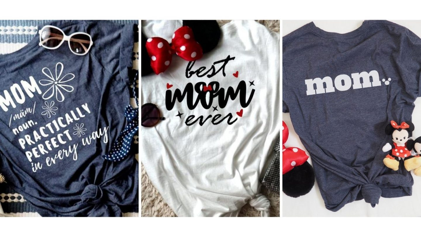 Disney Mother's Day shirts for Moms