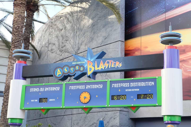 Disneyland Fastpasses