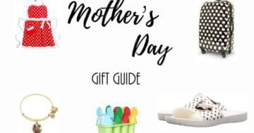 Mother's Day Gift Guide for the Disney Mom