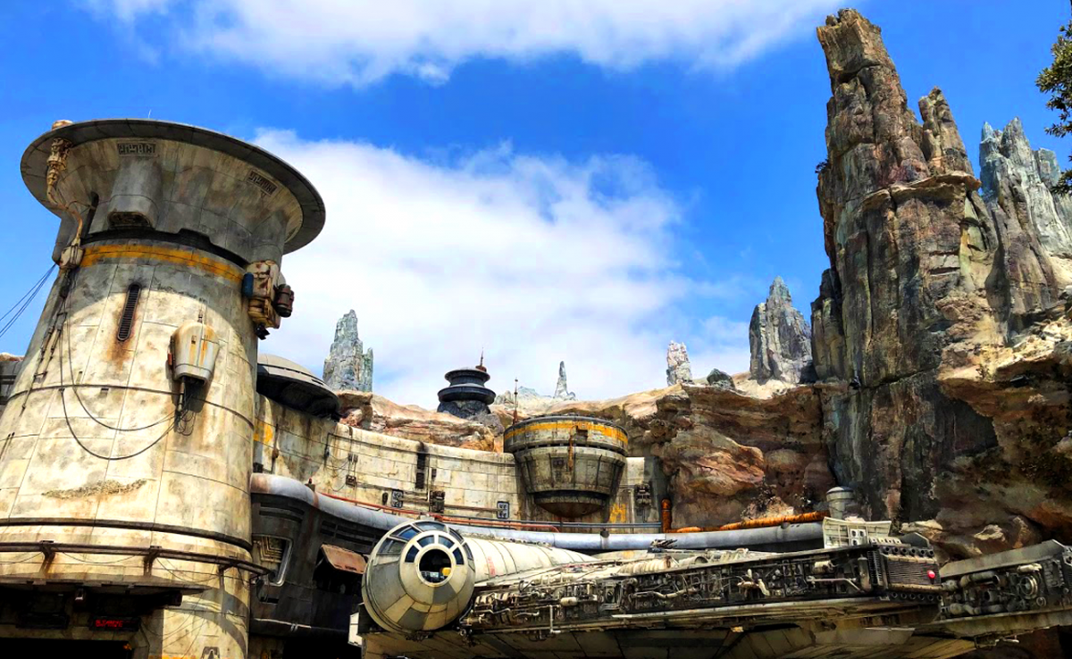 Disney's Star Wars Galaxy's Edge Guide