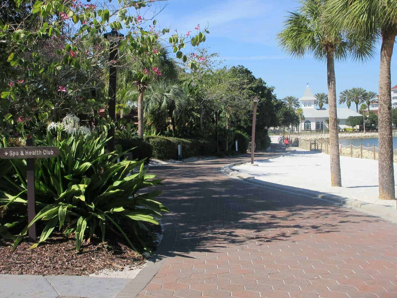 The Path Less Traveled: Walking from The Polynesian to The Grand Floridian