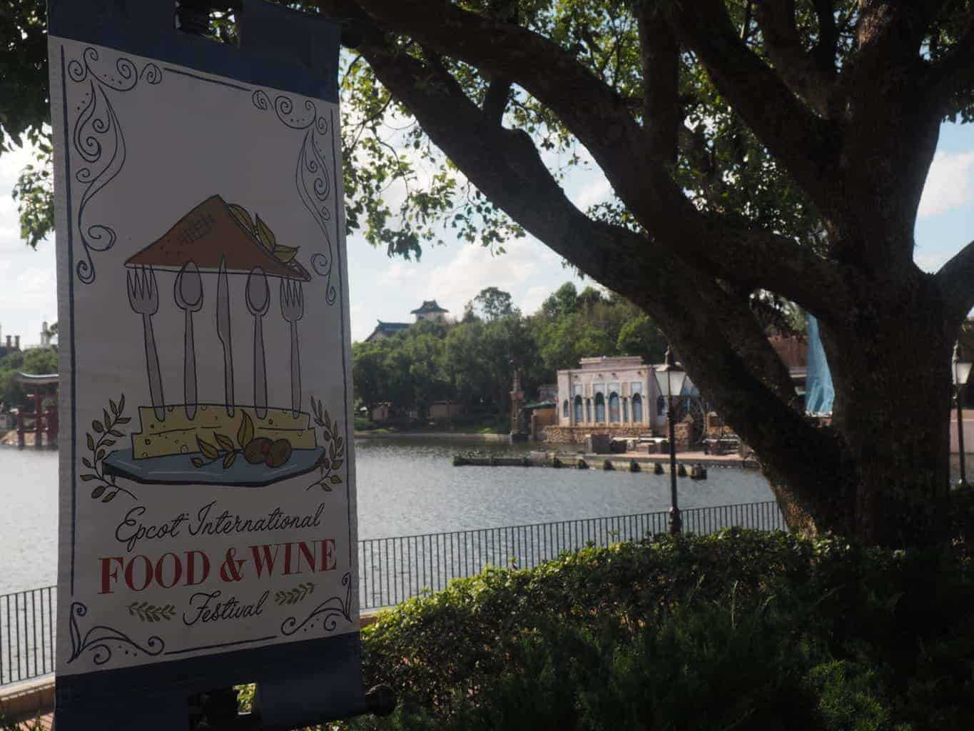 disney food and wine festival at epcot tips and tricks