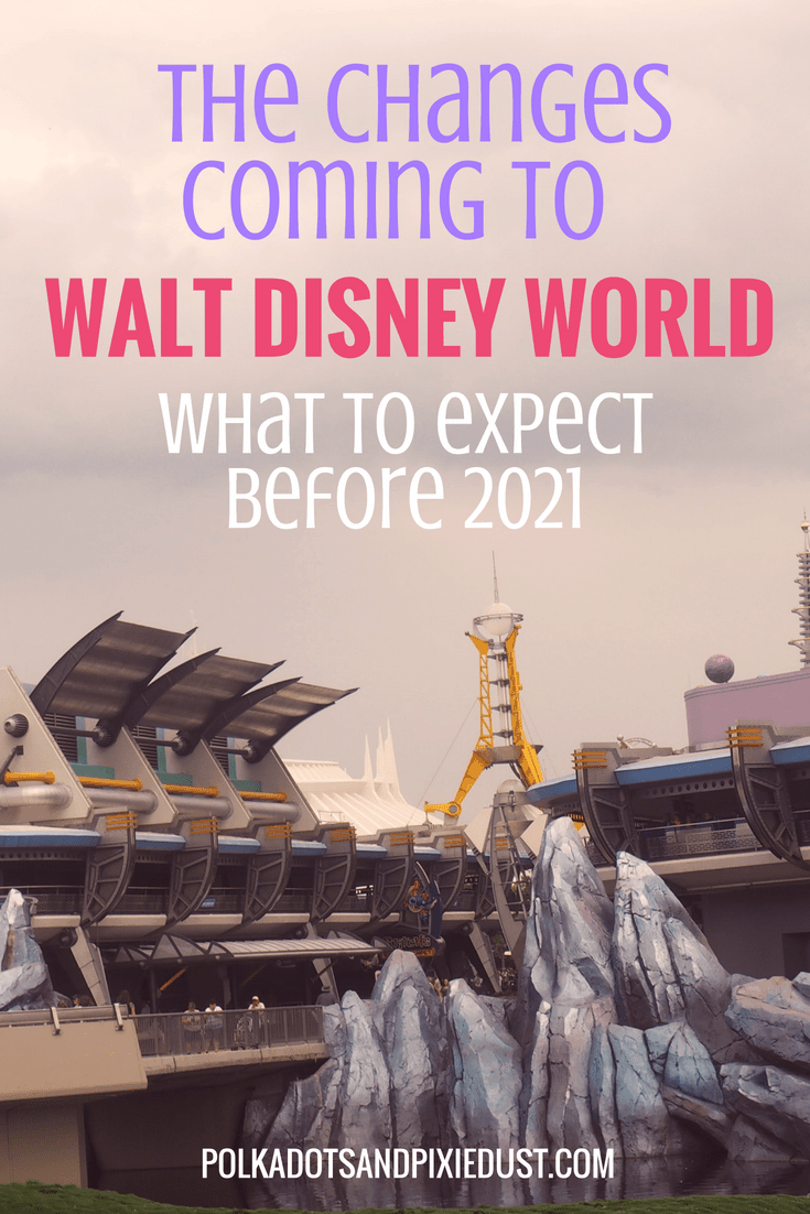 walt disney world changes to happen before the 50th anniversary at walt disney world #disneychanges #disneynews #disneytips #disney2021