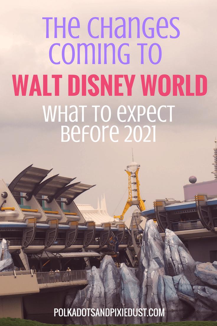 walt disney world changes to happen before the 20th anniversary at walt disney world #disneychanges #disneynews #disneytips #disney2021