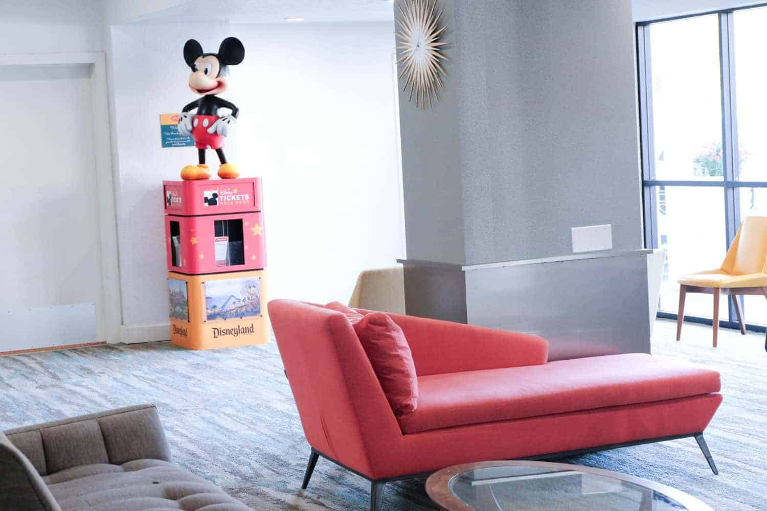 The Anaheim Hotel: A Disneyland Area Hotel Review