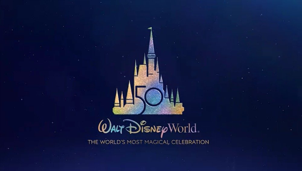 Everything Planned for Walt Disney World 50th Anniversary 2021
