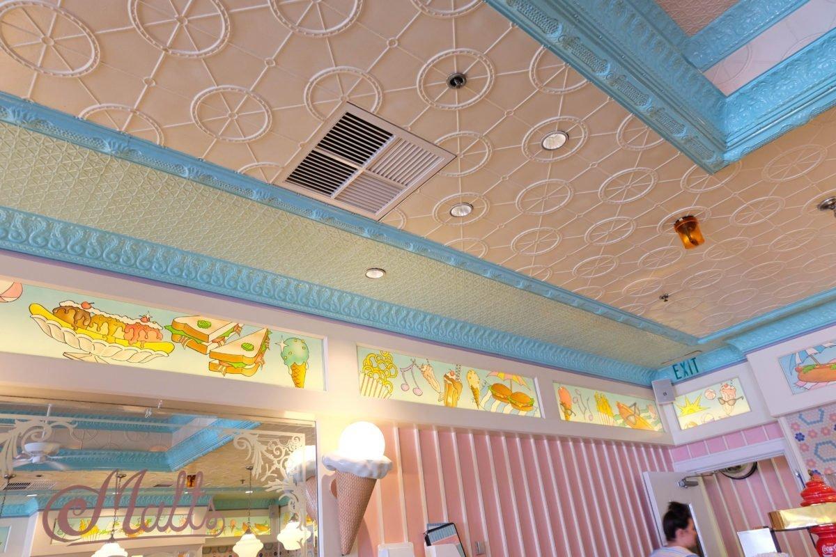 Beaches & Cream Disney Boardwalk What to Eat Walt Disney World Beach Club #disneyfood #disneyboardwalk #beachesandcream
