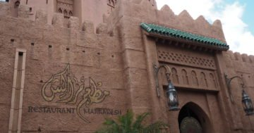 Restaurant Marrakesh: A Disney Restaurant Review